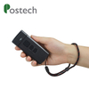 2D Barcode Scanner Mini Barcode Reader Handheld Barcode Scanner for Supermarket Express PT20