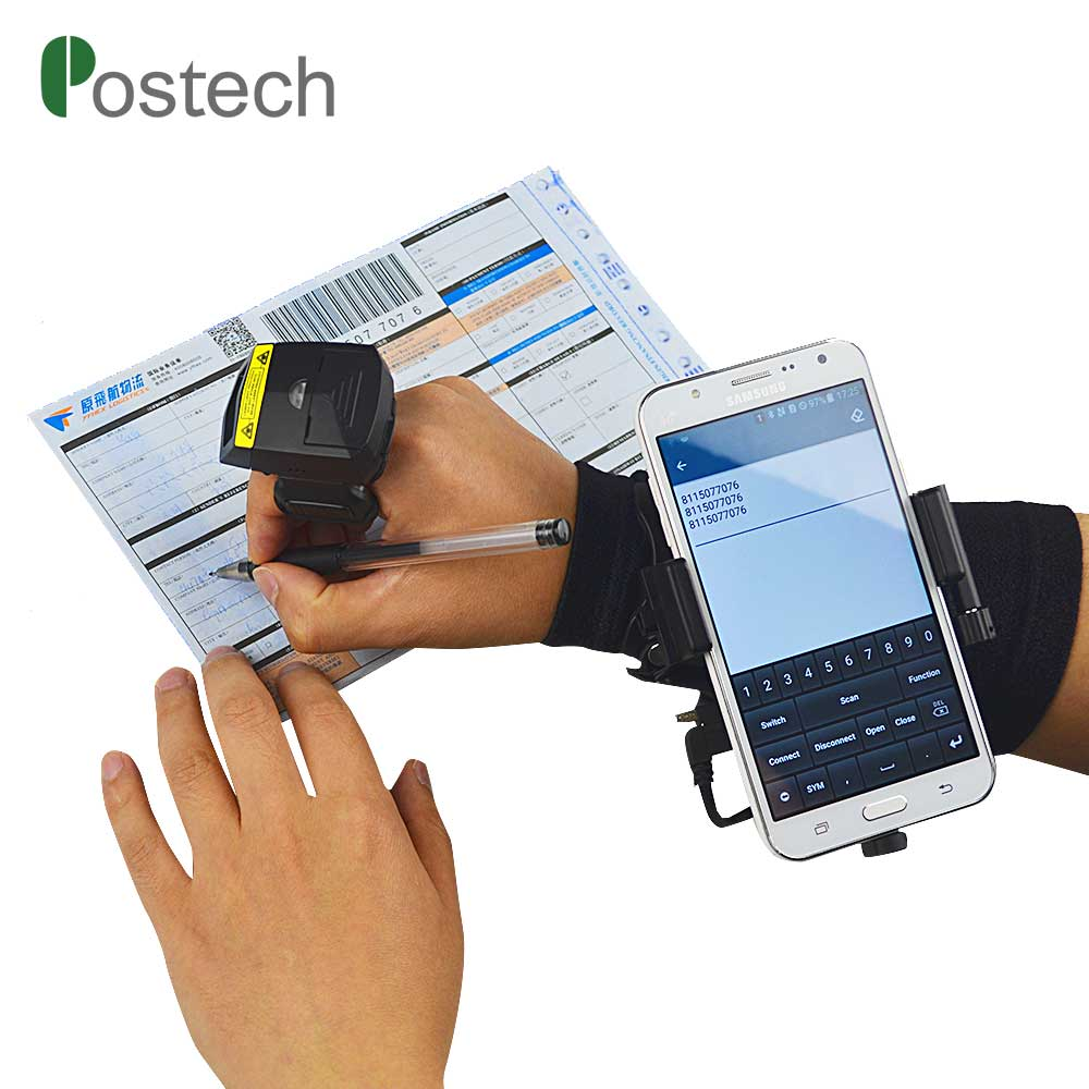 finger barcode reader